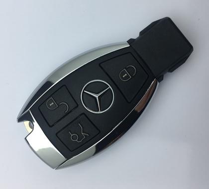 mercedes-smart-key
